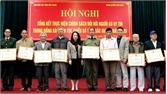Bắc Giang: Khen thưởng người có uy tín tiêu biểu trong đồng bào dân tộc thiểu số