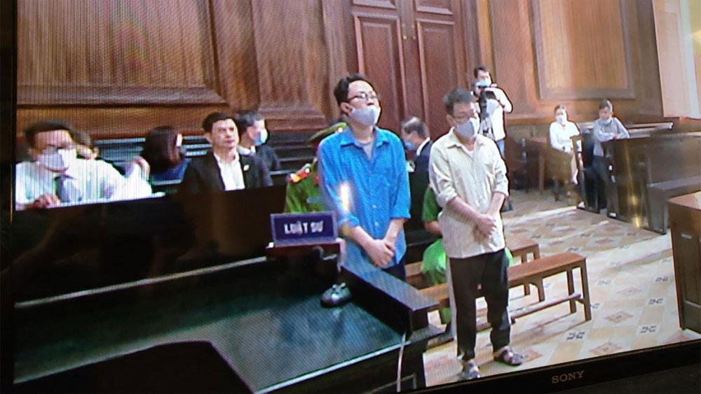 Xét xử cựu Phó Chánh án quận 4 Nguyễn Hải Nam xâm phạm chỗ ở người khác