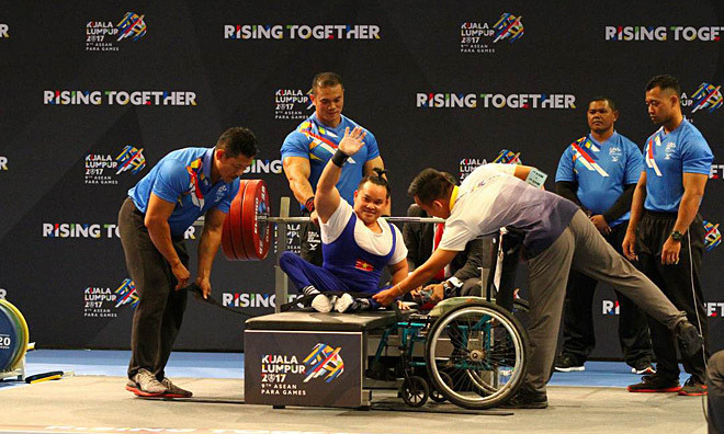 Vietnam reveals final ASEAN Para Games disciplines