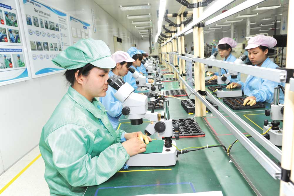 Bac Giang, dual tasks, stays persistent, comprehensive development goals