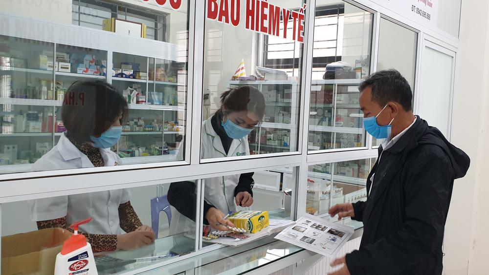 Phòng dịch xâm nhập, Bắc Giang kiểm soát chặt các phòng khám tư nhân