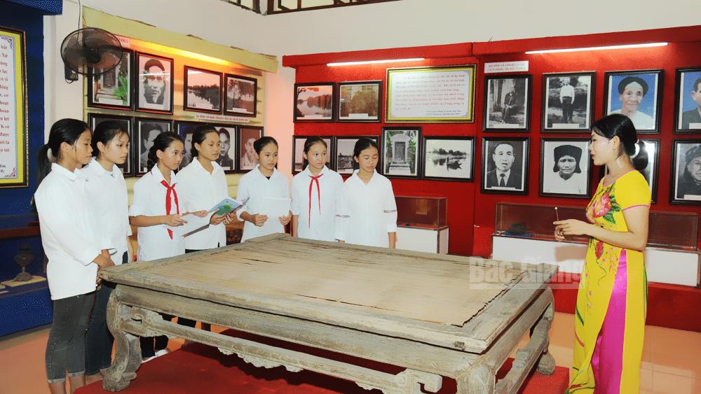 An toàn khu II Hiệp Hòa (Bắc Giang) được công nhận di tích quốc gia đặc biệt