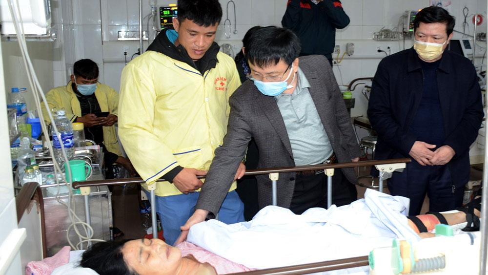 Nghệ An: Thêm hai nạn nhân tử vong trong vụ rơi thang cuốn
