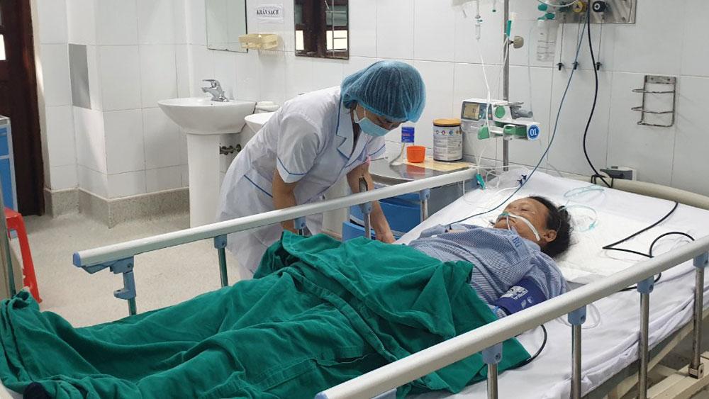 Thông tuyến tỉnh khám, chữa bệnh BHYT: Bắc Giang chưa có biến động bệnh nhân nội trú
