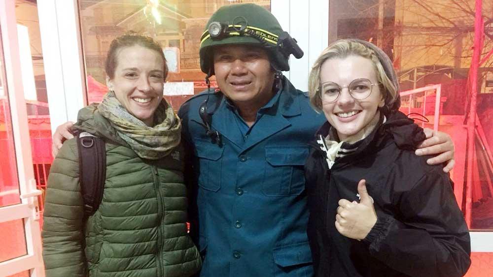 Lâm Đồng: Tìm được hai nữ du khách nước ngoài lạc trong rừng khi leo đỉnh Langbiang