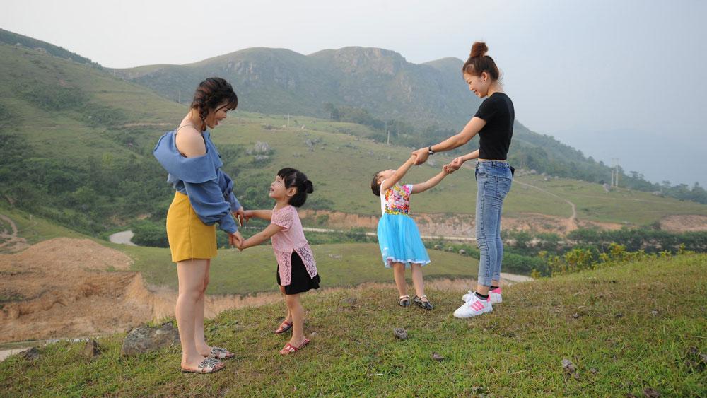 Hò hẹn bốn mùa với Bắc Giang: Kỳ 2 - Hạ hong gió cao nguyên