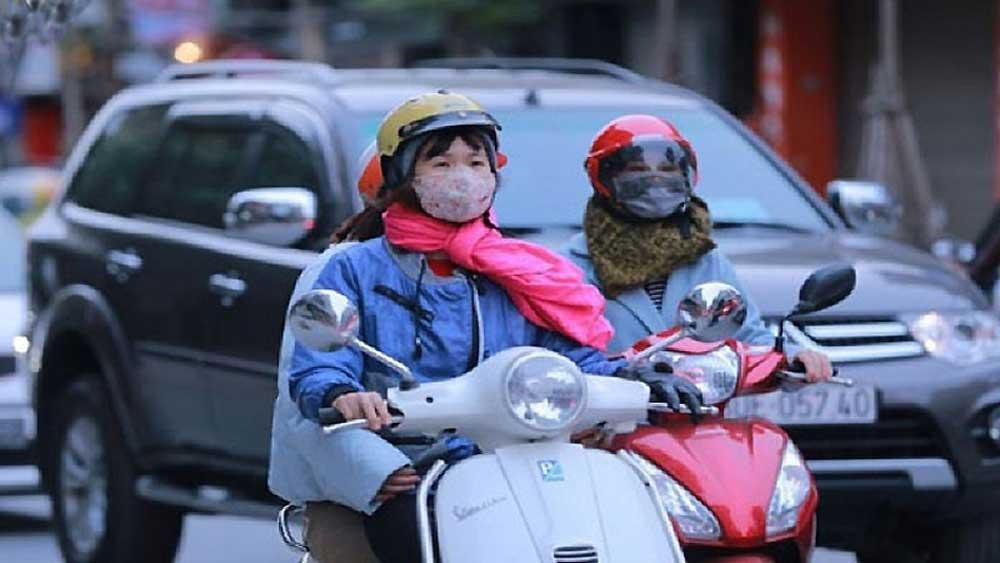 Bắc Bộ chuẩn bị đón đợt không khí lạnh tăng cường