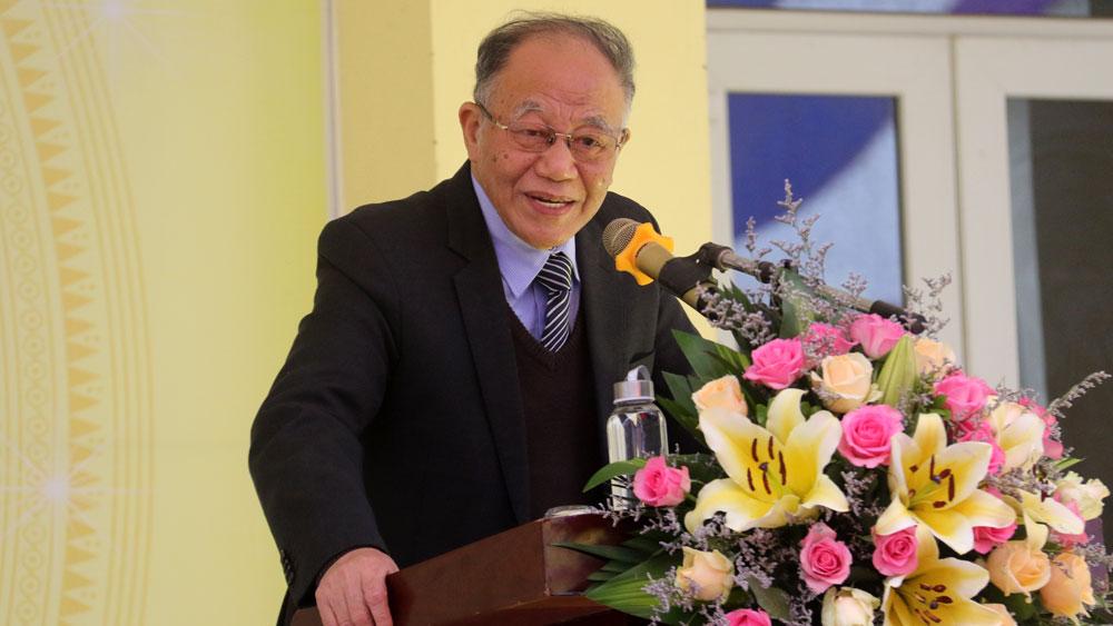 Việt Yên: Nói chuyện chuyên đề về học tập và làm theo tư tưởng, đạo đức, phong cách Hồ Chí Minh