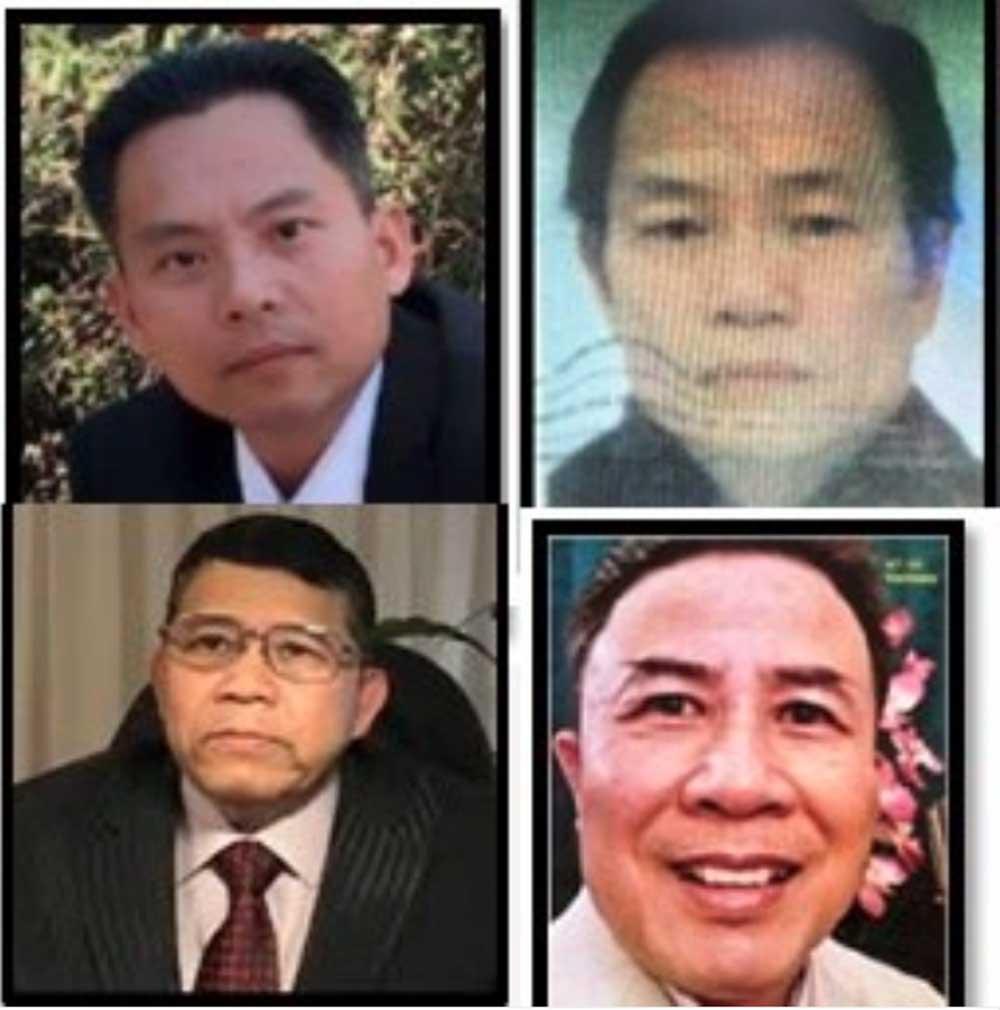 Canada-based Triều Đại Việt, terrorist organisation