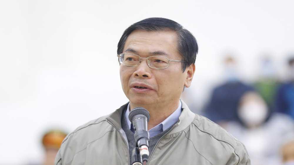 Xét xử Vũ Huy Hoàng và đồng phạm: Hoãn phiên tòa do vắng mặt 3 bị cáo
