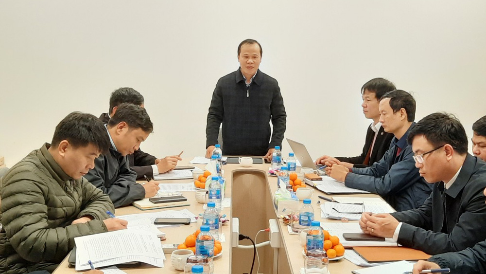 Bắc Giang: Tập trung giải phóng mặt bằng, hoàn thành dự án khu du lịch tâm linh, sinh thái Tây Yên Tử