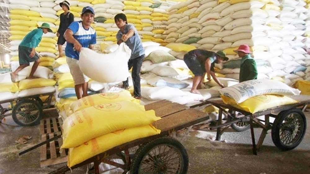 Rice export turnover, 10% in 2020, export markets, the Vietnam Food Association
