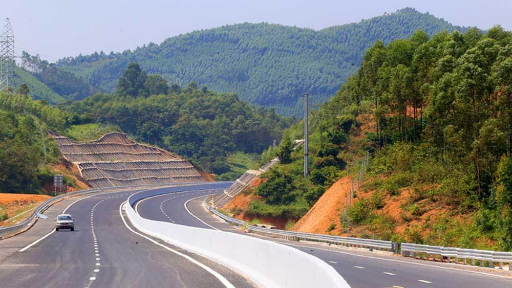 $134 mln northern expressway, green light