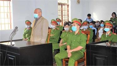 Tuyên án tử hình kẻ giết cháu, đốt xác ở Đắk Nông