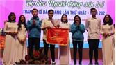 """Trường THPT Ngô Sĩ Liên (TP Bắc Giang) giành giải Nhất liên hoan """"Tự hào người cộng sản trẻ"""""""