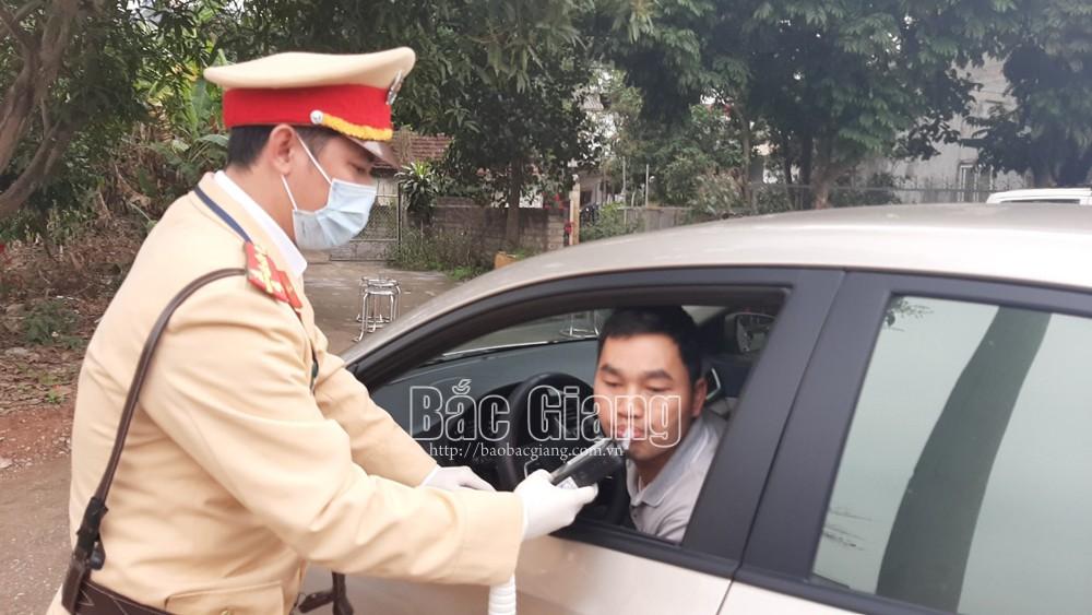 Bắc Giang: Phấn đấu giảm 5% số vụ, số người chết và bị thương do TNGT