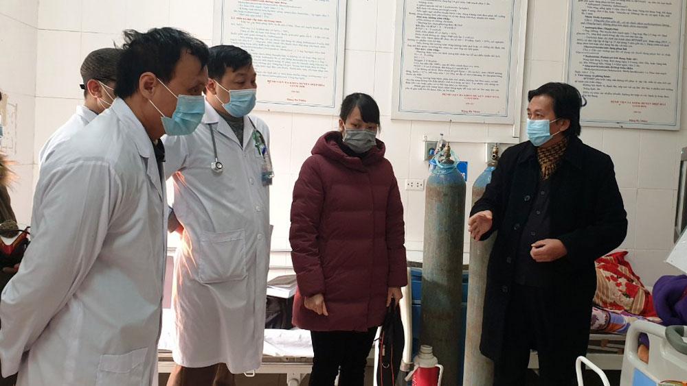 Chủ động phòng, chống rét cho bệnh nhân điều trị tại các cơ sở y tế