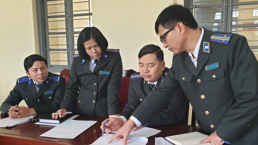 Bắc Giang; Giải quyết khiếu nại; thanh tra