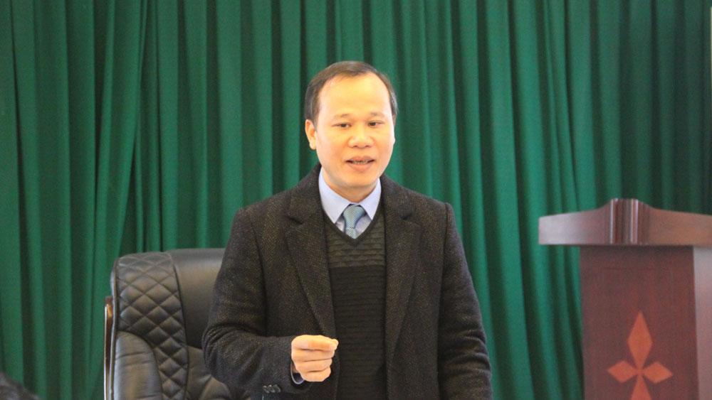 ATK II Hiệp Hòa, Phó Chủ tịch Thường trực UBND tỉnh Mai Sơn, Bắc Giang.