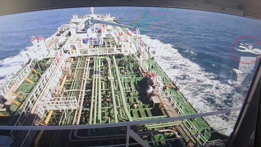 Hàn Quốc, Iran, nhất trí, đàm phán, vụ bắt giữ tàu chở dầu