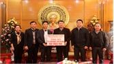 Lãnh đạo TP Bắc Giang trao 200 suất quà Tết cho hộ nghèo huyện Sơn Động