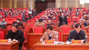 Tập trung cao quán triệt, triển khai thực hiện nghị quyết đại hội đảng bộ các cấp