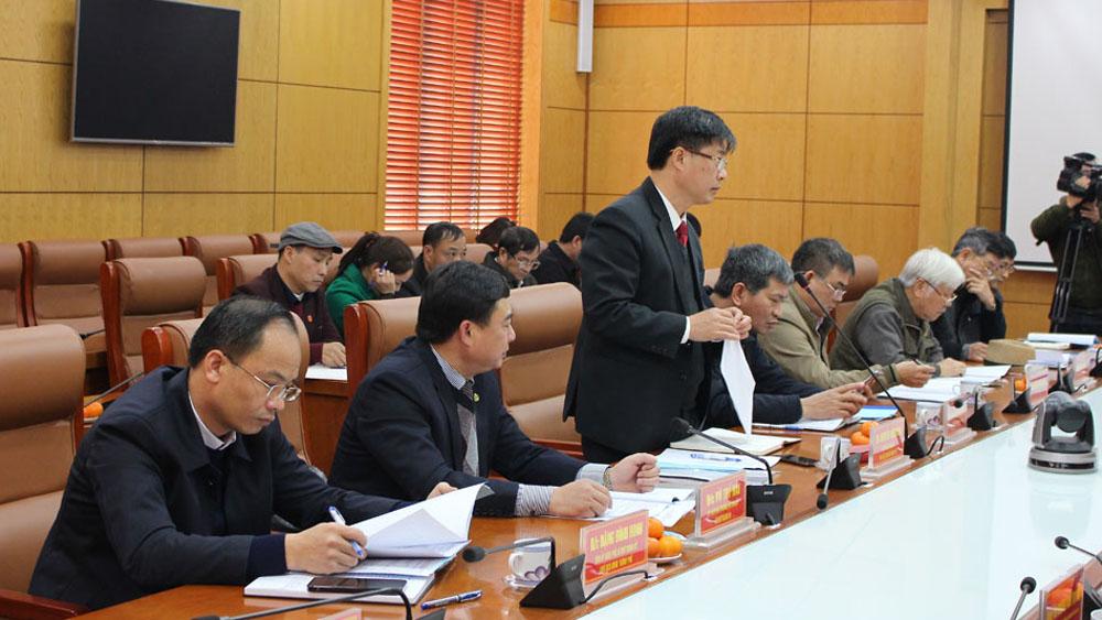 Tọa đàm về nội dung, diễn trình tổ chức lễ hội kỷ niệm chiến thắng Xương Giang