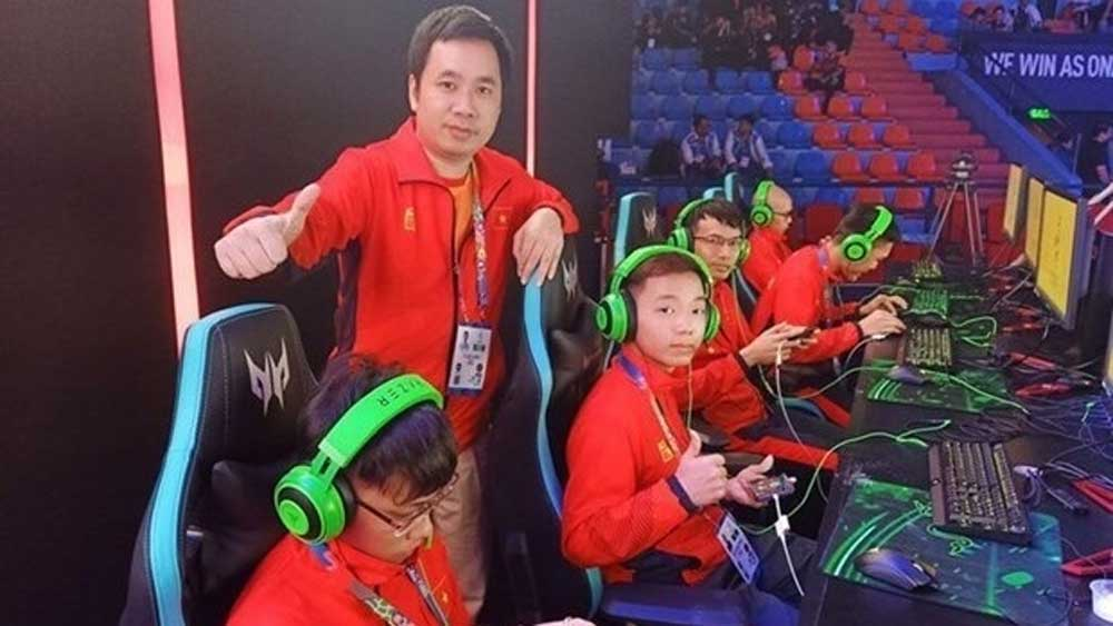 Two e-sports tourneys, the Vietnam Recreational E-sport Association, the University E-sport Championship