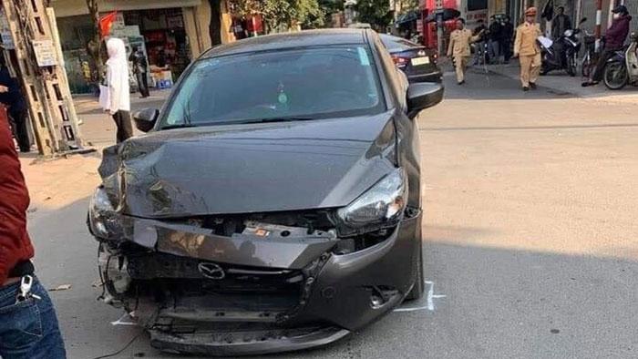 Trưởng Phòng Kinh tế - Hạ tầng ở Thái Bình gây tai nạn, một người tử vong