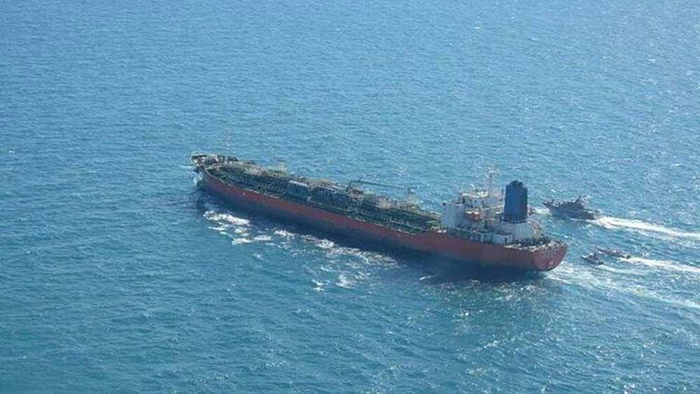 Vietnamese crew , ship, Iran, in good health, South Korean-flagged tanker