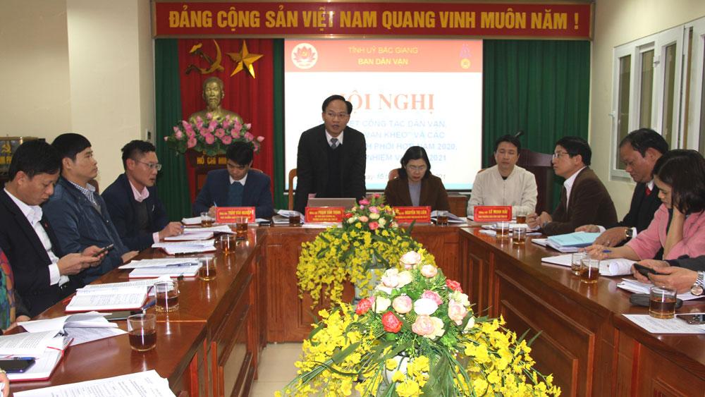 """Bắc Giang: Duy trì hiệu quả gần 4.500 mô hình """"Dân vận khéo"""""""