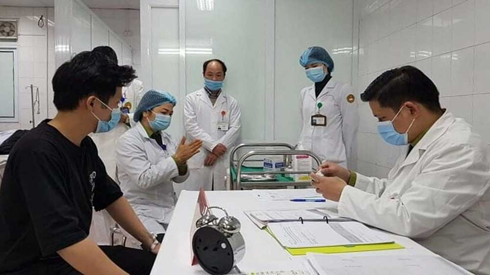Vietnam, Covid-19 vaccine ,  high immune response, medical university