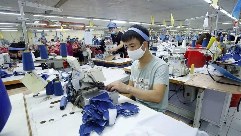 Vietnam's garment sector, US$39 billion export revenue, in 2021