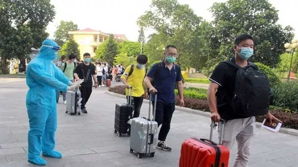 Vietnamese returning home via land border gates exempt from quarantine fees