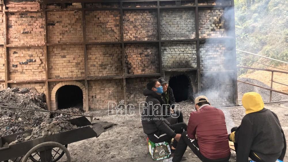 Bắc Giang, Tập trung, phối hợp, xử lý, vụ đốt chất thải, trái phép, tại huyện Lục Nam