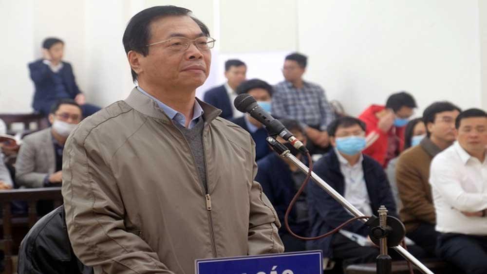 Xét xử ông Vũ Huy Hoàng: Triệu tập nguyên Thứ trưởng Bộ Công Thương