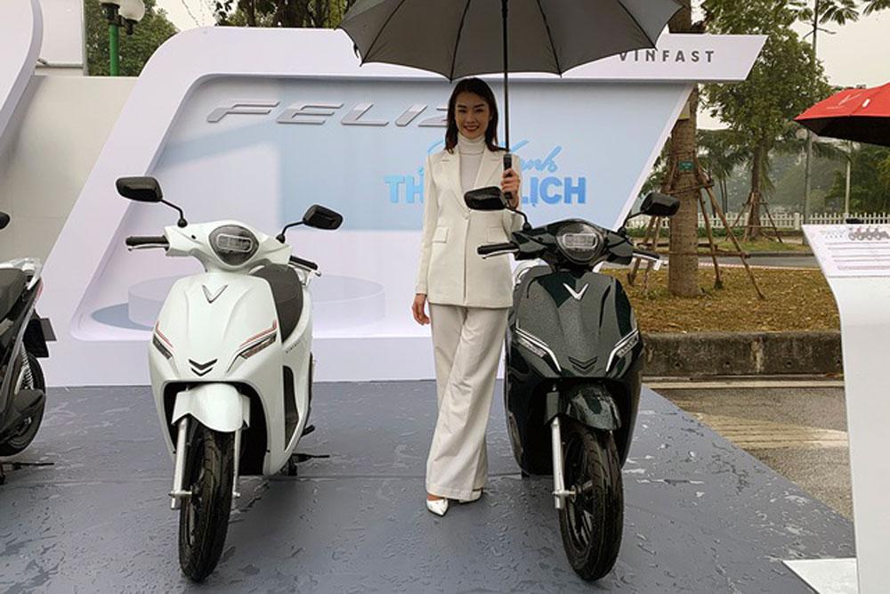 VinFast, xe máy điện, xe VinFast