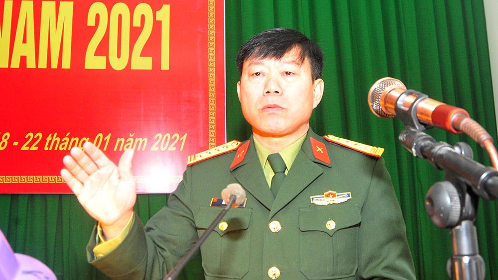 Bắc Giang: Nâng cao chất lượng thực hiện nhiệm vụ quốc phòng, quân sự địa phương cho cán bộ, chỉ huy