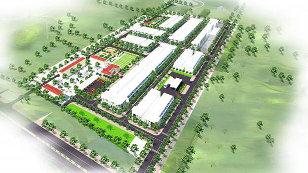 Mở bán chính thức dự án khu đô thị mới, phường Thọ Xương, TP Bắc Giang - Công ty cổ phần Địa ốc LandMass là đơn vị phân phối độc quyền dự án