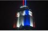 Thắp sáng nhiều tòa nhà biểu tượng trong đêm nhậm chức của Tổng thống Mỹ