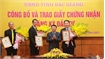 Bac Giang grants licences to four FDI projects