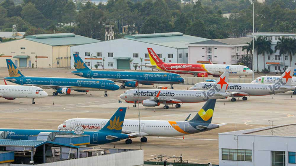 Aviation industry , revival , second half of 2021