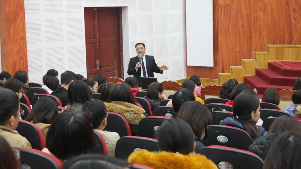 Bắc Giang: Phổ biến các chính sách thuế mới cho doanh nghiệp và đơn vị sự nghiệp