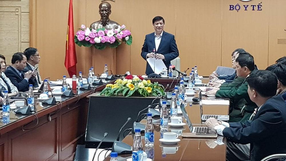 Bộ trưởng Bộ Y tế Nguyễn Thanh Long: Các địa phương phải chủ động ngăn chặn dịch xâm nhập cộng đồng