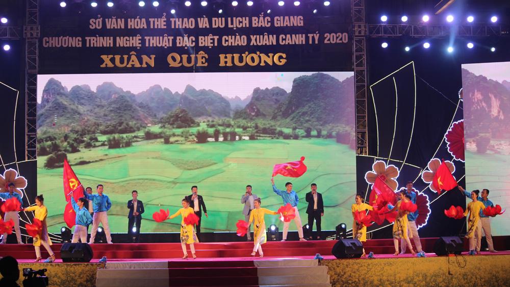 Bắc Giang: Chương trình nghệ thuật đêm giao thừa quy tụ nhiều ngôi sao ca nhạc nổi tiếng