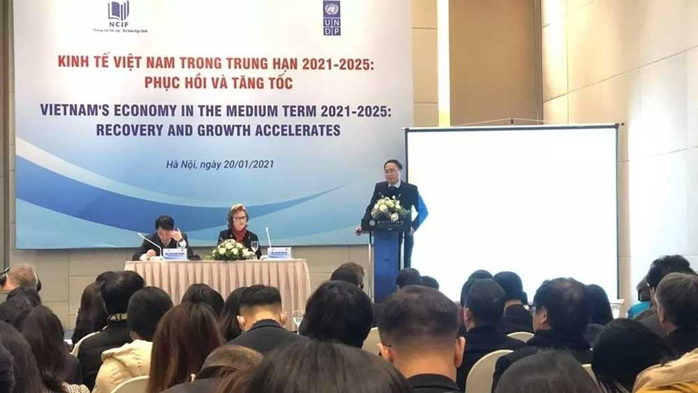 Experts, outline Vietnam's growth prospects, next five years