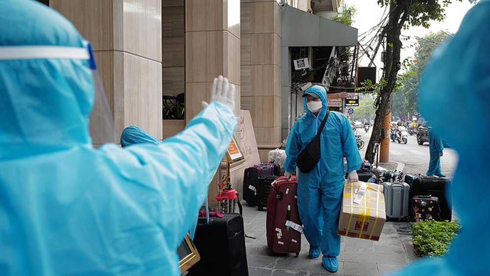 Vietnam, 14-day quarantine , foreign experts, flight crew