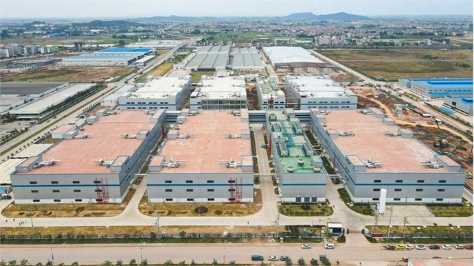 Bac Giang gradually becoming Apple product manufacturing center