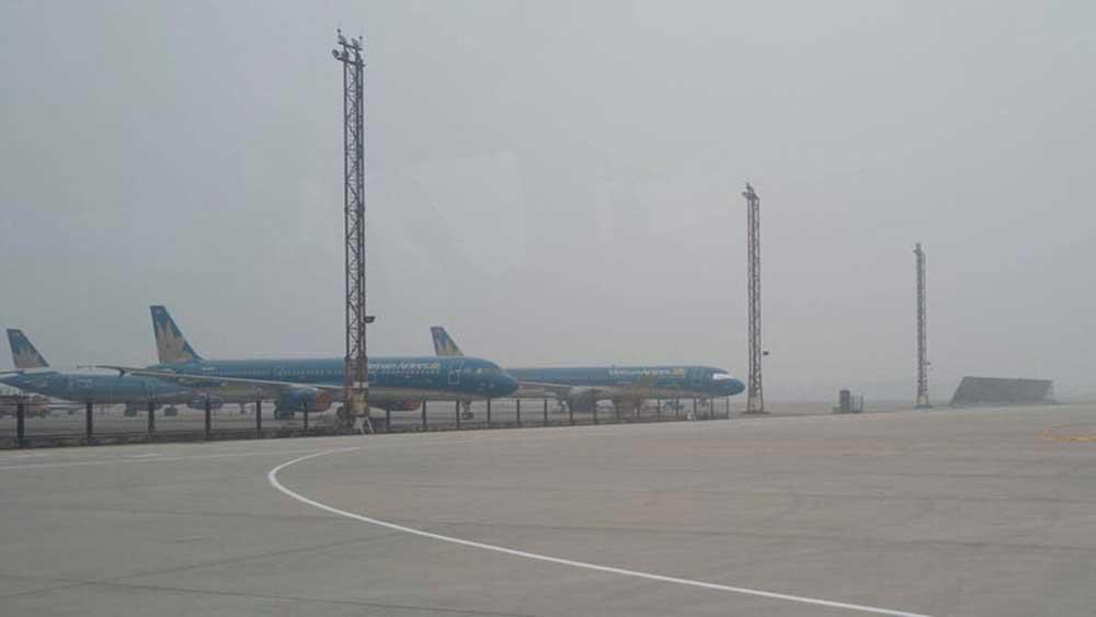 máy bay , chuyển hướng hạ cánh, Vietnam Airlines, Pacific Airlines