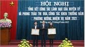 Yên Dũng: 119 tập thể, 282 cá nhân được khen thưởng trong công tác Đảng và phong trào thi đua